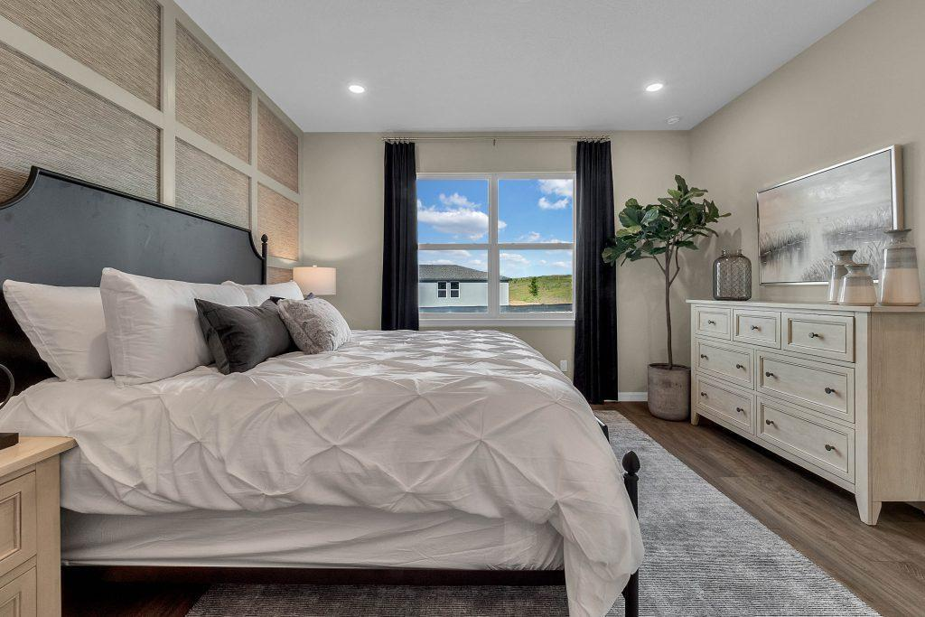 Bedroom featured in the Prescott By Avex in Orlando, FL