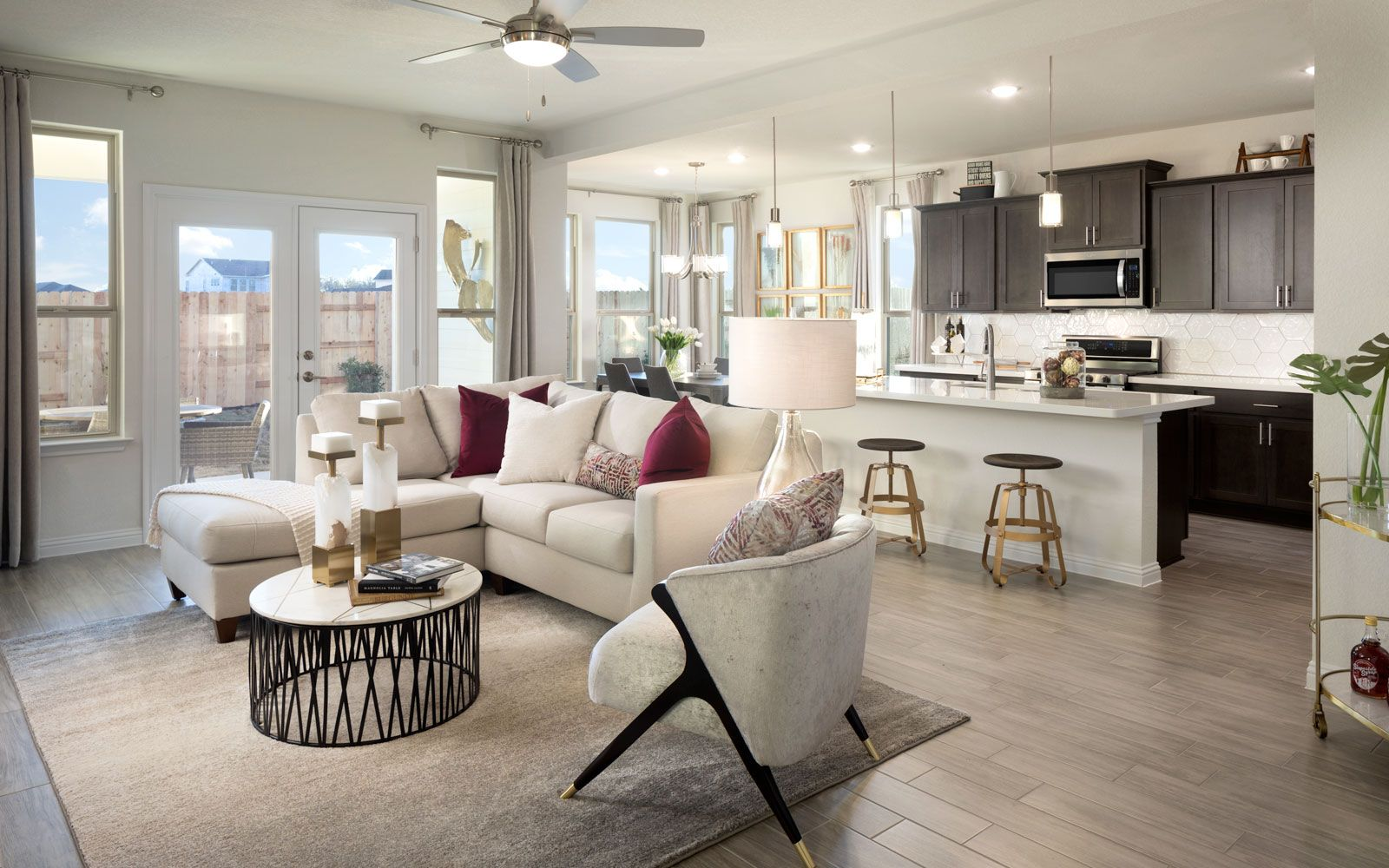 'Addison South' by Brookfield Residential-Austin Area in Austin