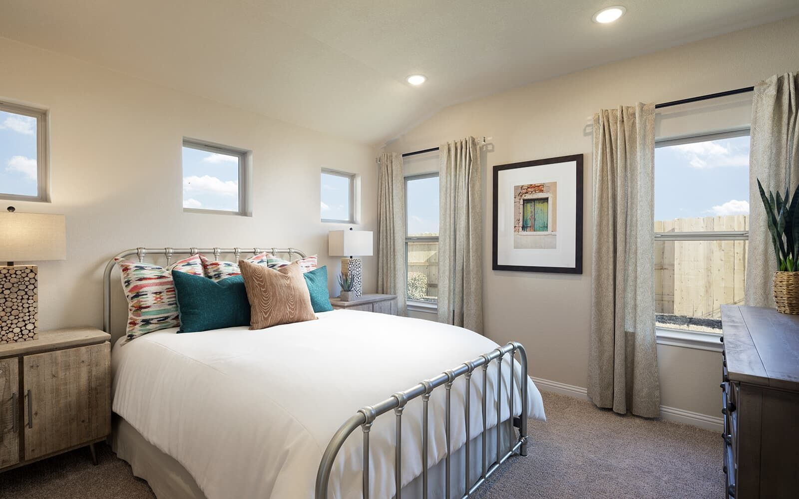 Bedroom featured in the Oakwood By Brookfield Residential in Austin, TX