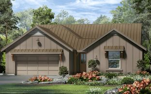 Trinity - Traditional Collection at Kissing Tree: San Marcos, Texas - Brookfield Residential
