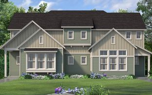 Tremont - Villas Collection at Kissing Tree: San Marcos, Texas - Brookfield Residential