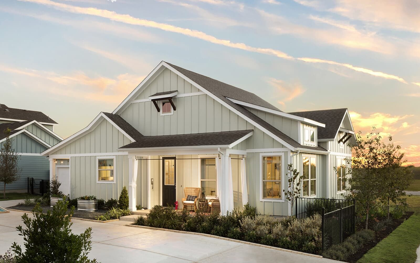 Exterior featured in the Langston By Brookfield Residential in Austin, TX