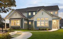 Villas Collection at Kissing Tree by Brookfield Residential in Austin Texas