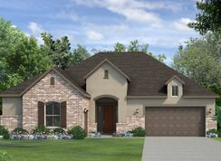 Champlain - Traditional Collection at Kissing Tree: San Marcos, Texas - Brookfield Residential