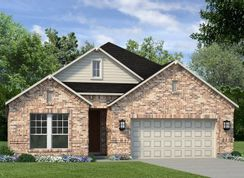 Goodwin - Traditional Collection at Kissing Tree: San Marcos, Texas - Brookfield Residential