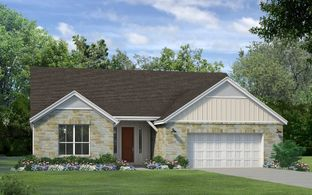 Monroe - Traditional Collection at Kissing Tree: San Marcos, Texas - Brookfield Residential