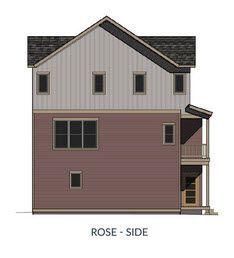 Rose - end unit
