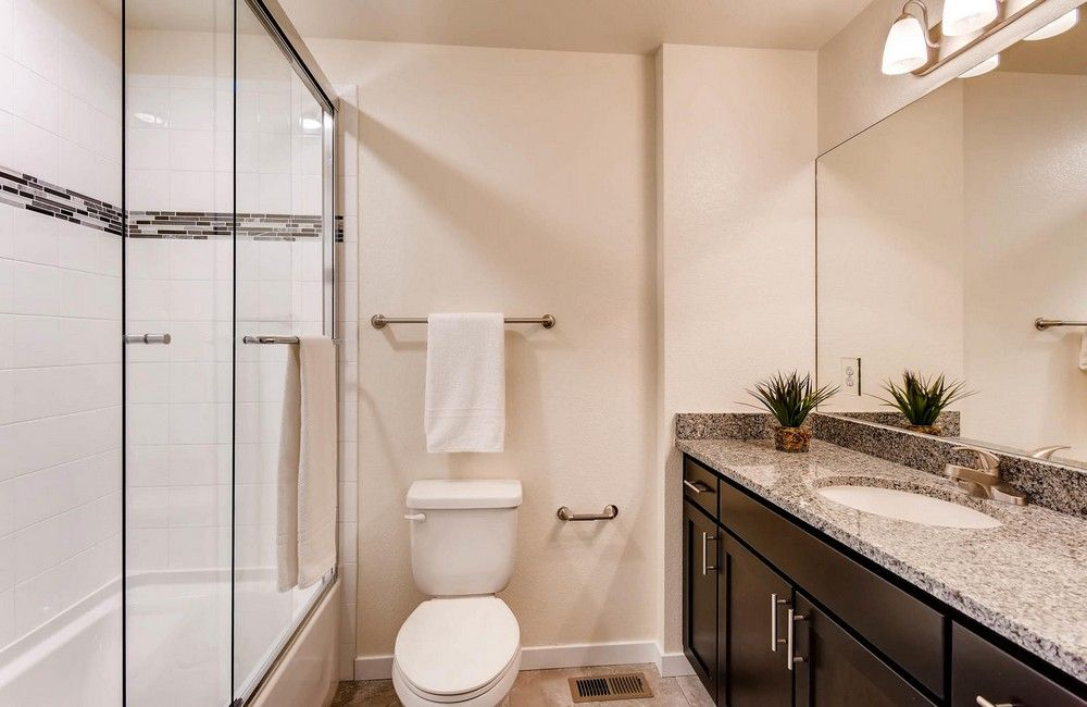 Bathroom featured in the Linden By BLVDWAY Communities in Denver, CO