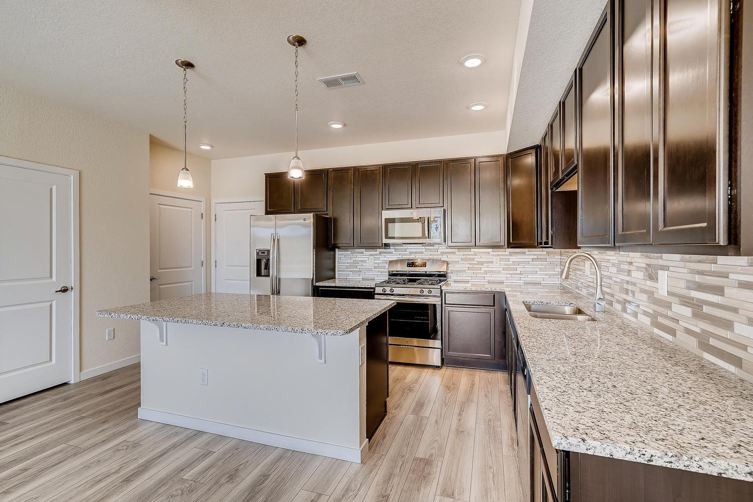 Kitchen featured in the Long Trail By BLVDWAY Communities in Denver, CO