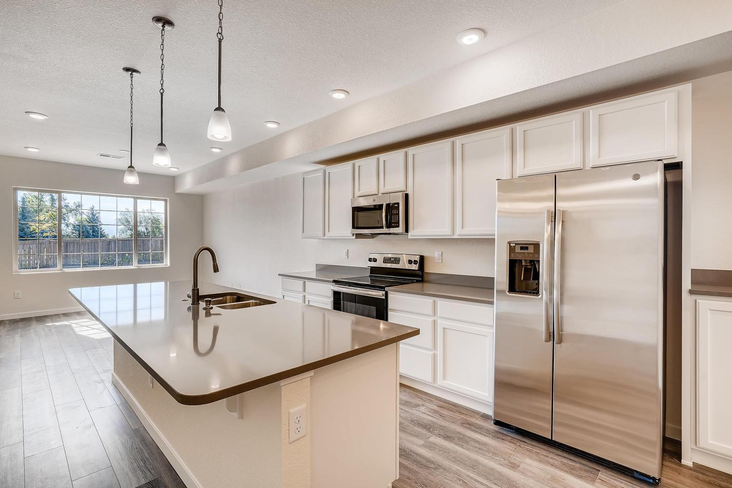 Kitchen featured in the Clear Sky By BLVDWAY Communities in Denver, CO