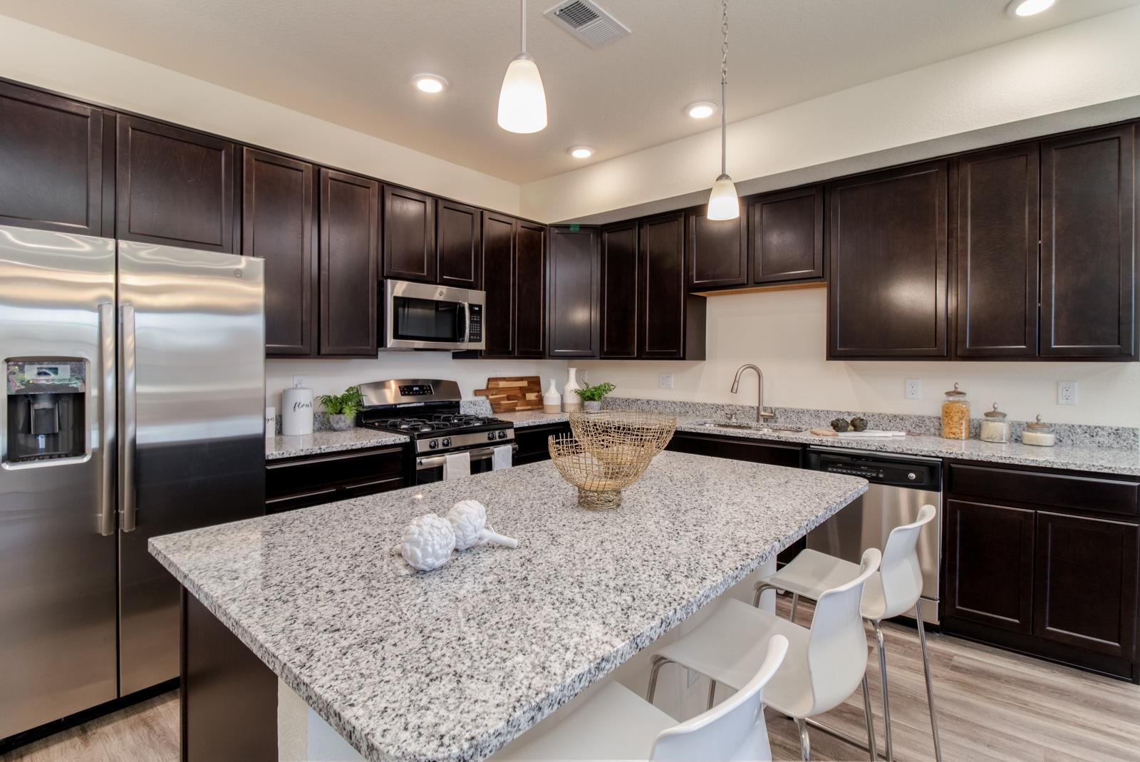 Kitchen featured in the Mountain Stream By BLVDWAY Communities in Denver, CO