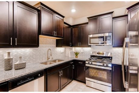 Kitchen-in-Linden-at-Riverdale Park Townhomes-in-Thornton
