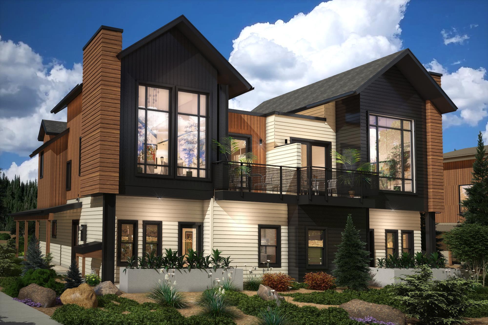 Exterior featured in the Blu By Elements at Coldstream in Reno, CA