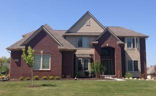 Whispering Ridge Estates by Babcock Homes in Detroit Michigan