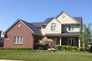 The Farrier 4 Bedroom - Whispering Ridge Estates: Commerce Township, Michigan - Babcock Homes