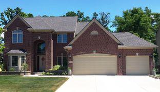 The Cypress - Whispering Ridge Estates: Commerce Township, Michigan - Babcock Homes