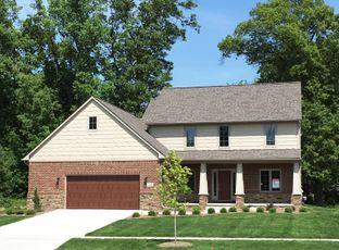 The Hampshire - Whispering Ridge Estates: Commerce Township, Michigan - Babcock Homes