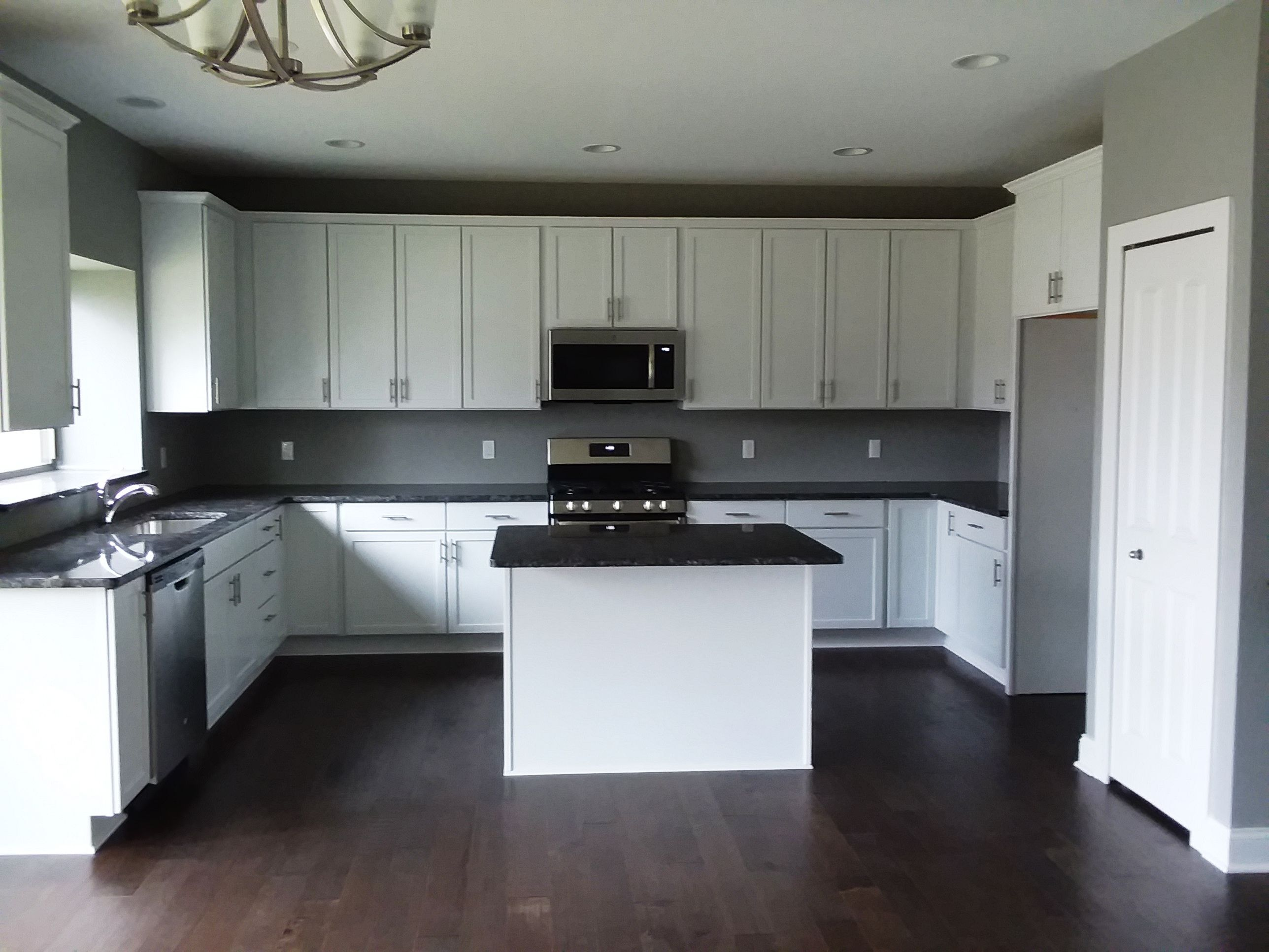 Kitchen featured in The Hampshire By Babcock Homes in Detroit, MI