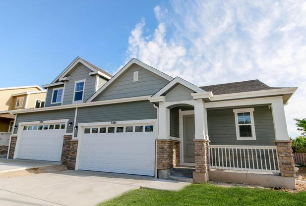 Rangeview Commons In Greeley Co New Homes Floor Plans By