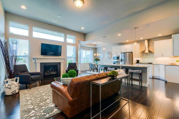 Pienza 103 - Great Room & Kitchen - Example