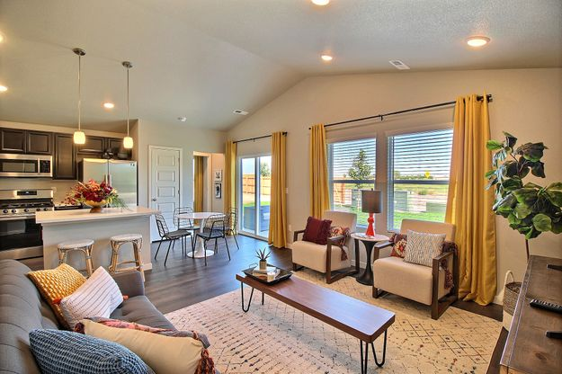 3316 Sheltered Harbor Dr. - North Point Model Home - Example