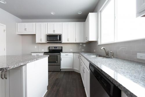 Kitchen-in-The Lucca-at-Conestoga-in-Ault