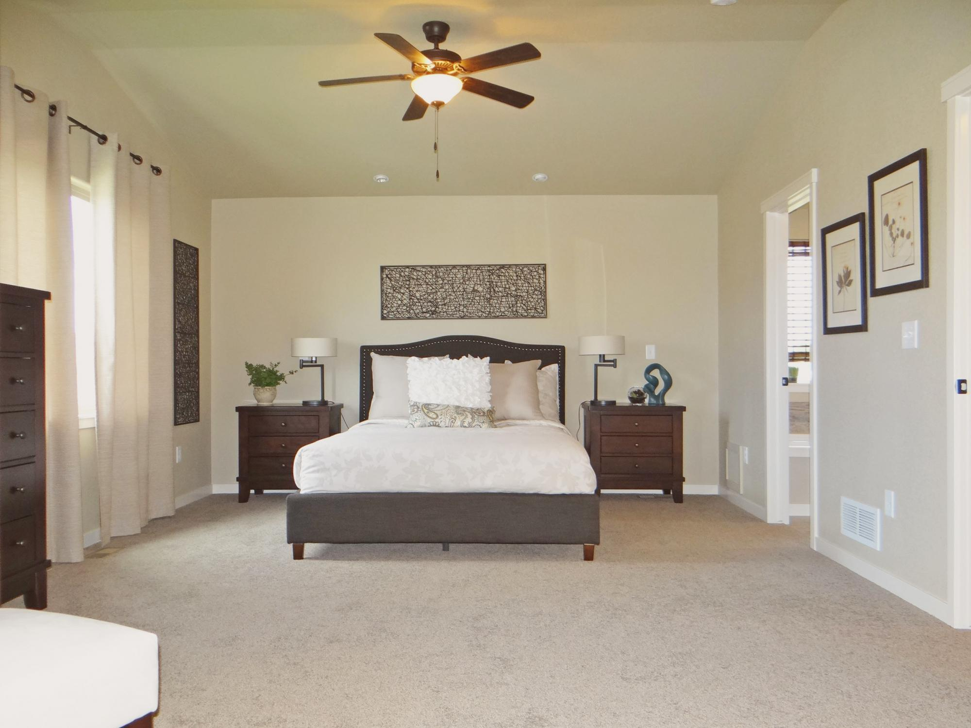 Bedroom-in-The Siena-at-Conestoga-in-Ault