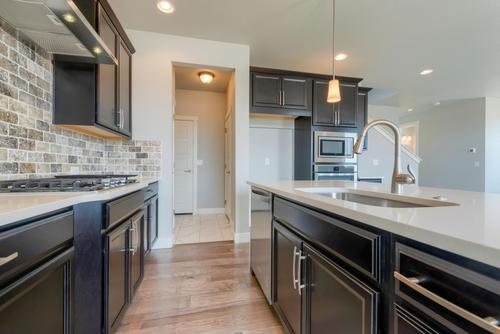 Kitchen-in-The London-at-River Run at Poudre River Ranch-in-Greeley
