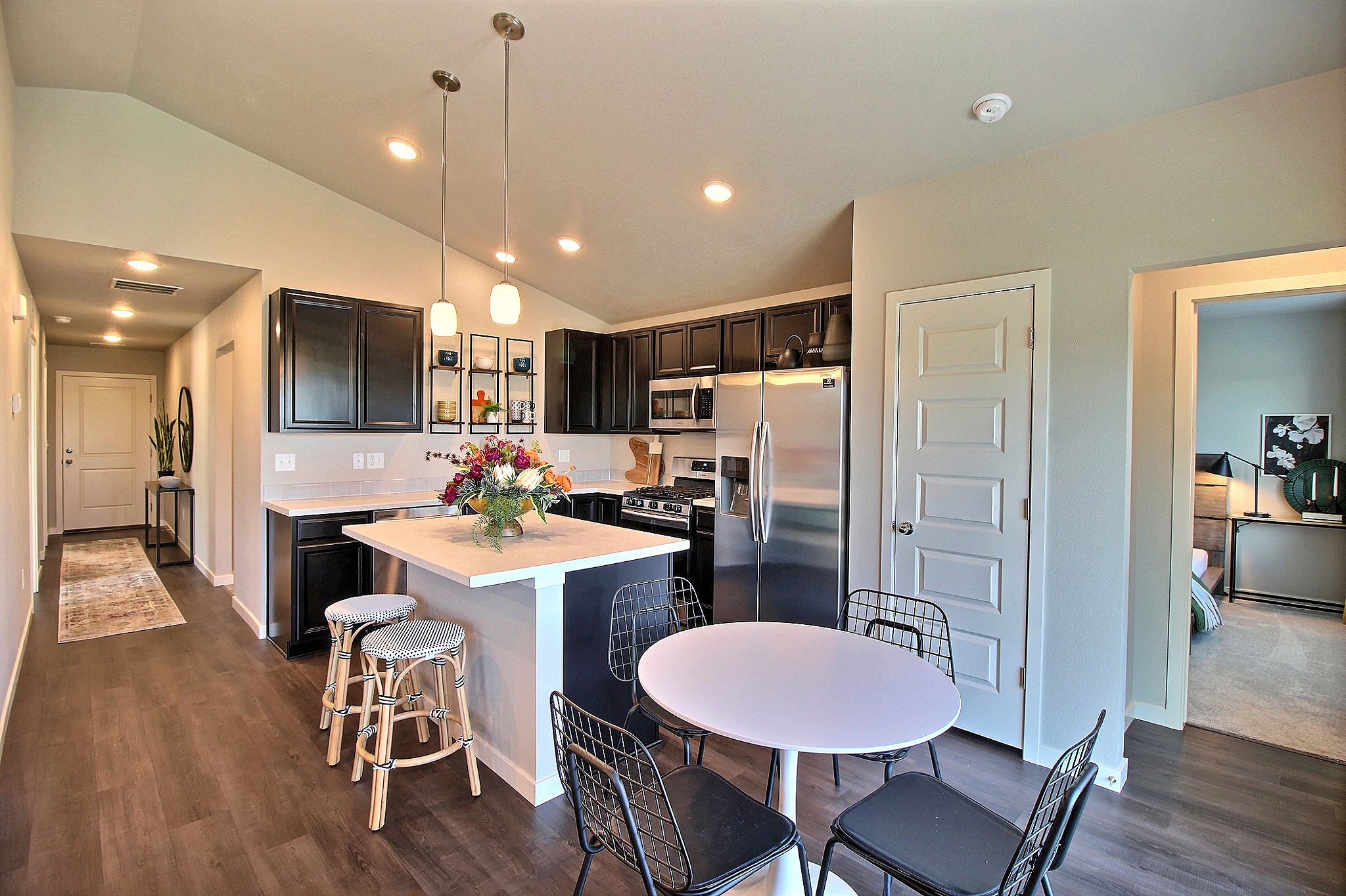Kitchen featured in the Del Norte By Baessler Homes in Greeley, CO
