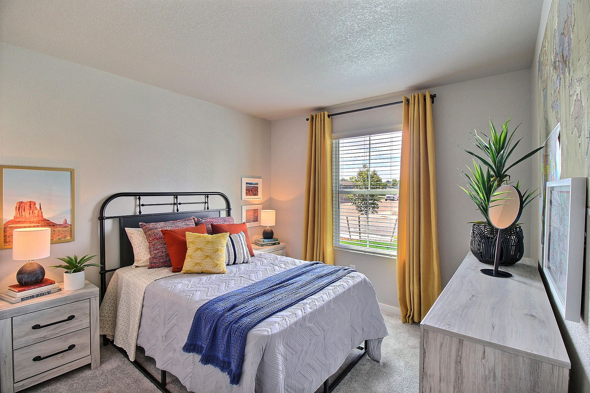 Bedroom featured in the Del Norte By Baessler Homes in Greeley, CO