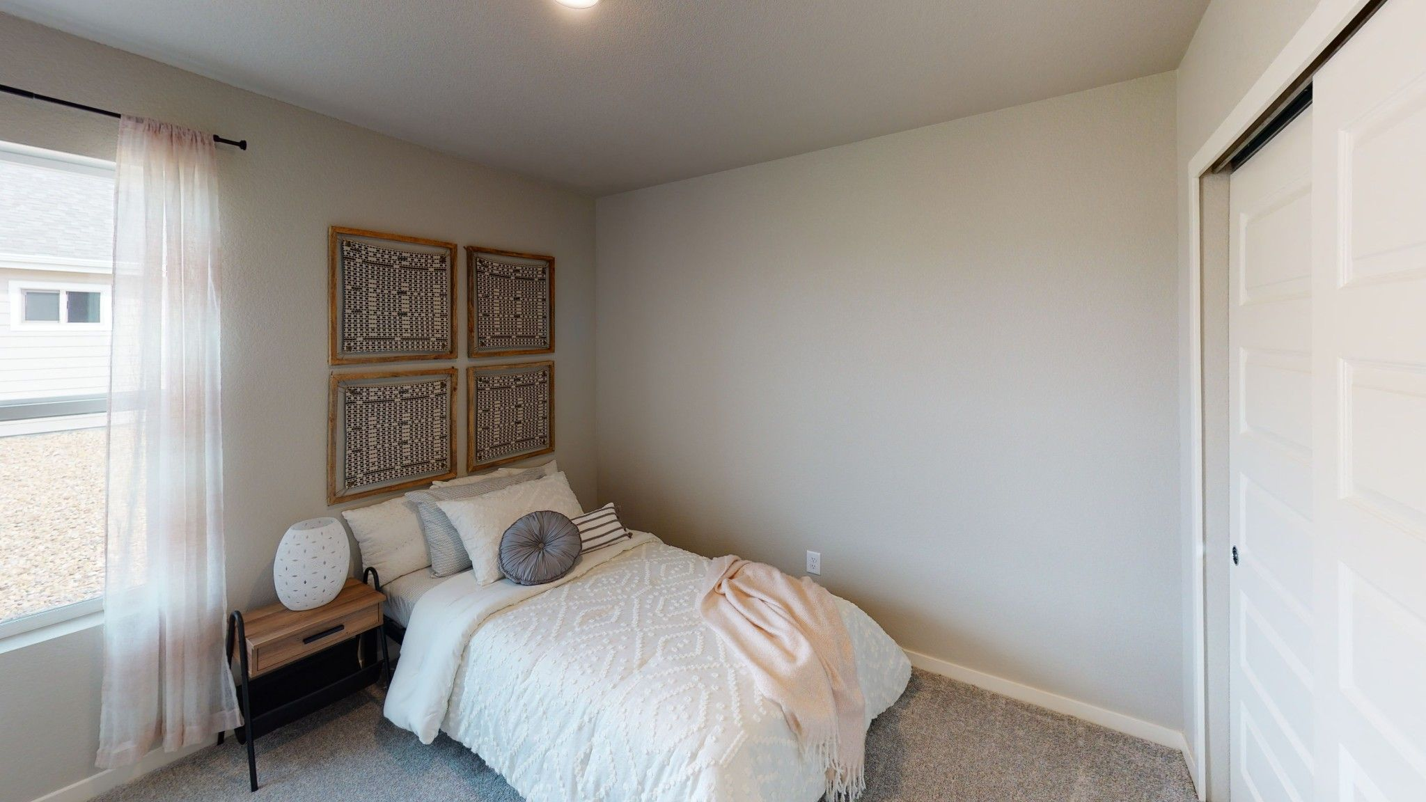 Bedroom featured in the Bristol By Baessler Homes in Greeley, CO