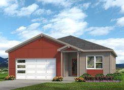 Holly - Lupton Village: Fort Lupton, Colorado - Baessler Homes