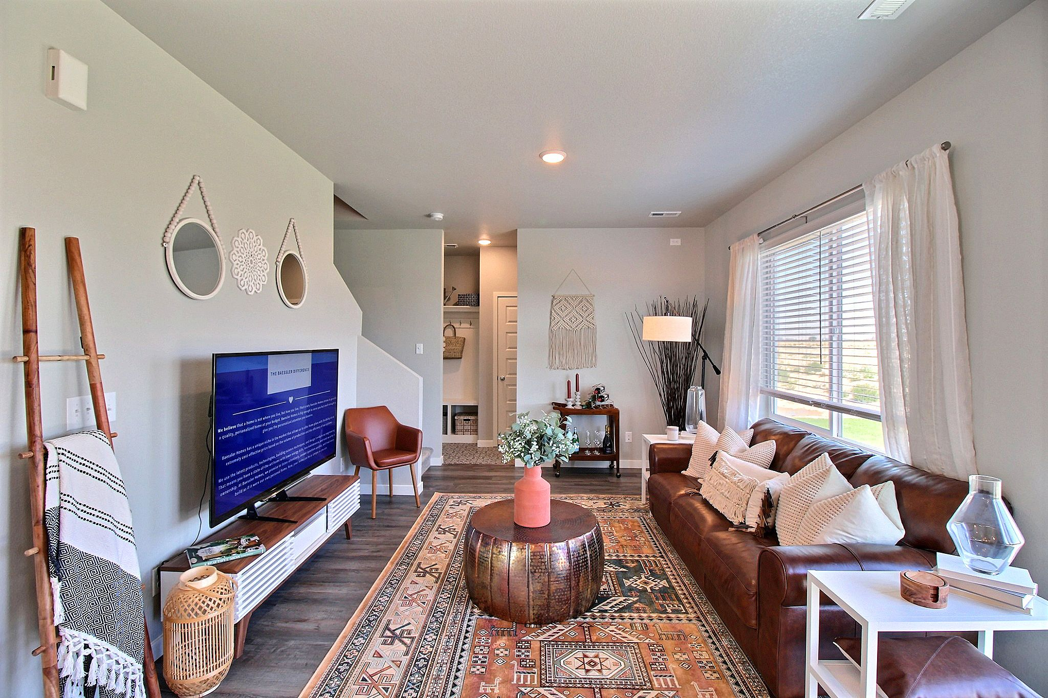 Living Area featured in the Weston By Baessler Homes in Greeley, CO
