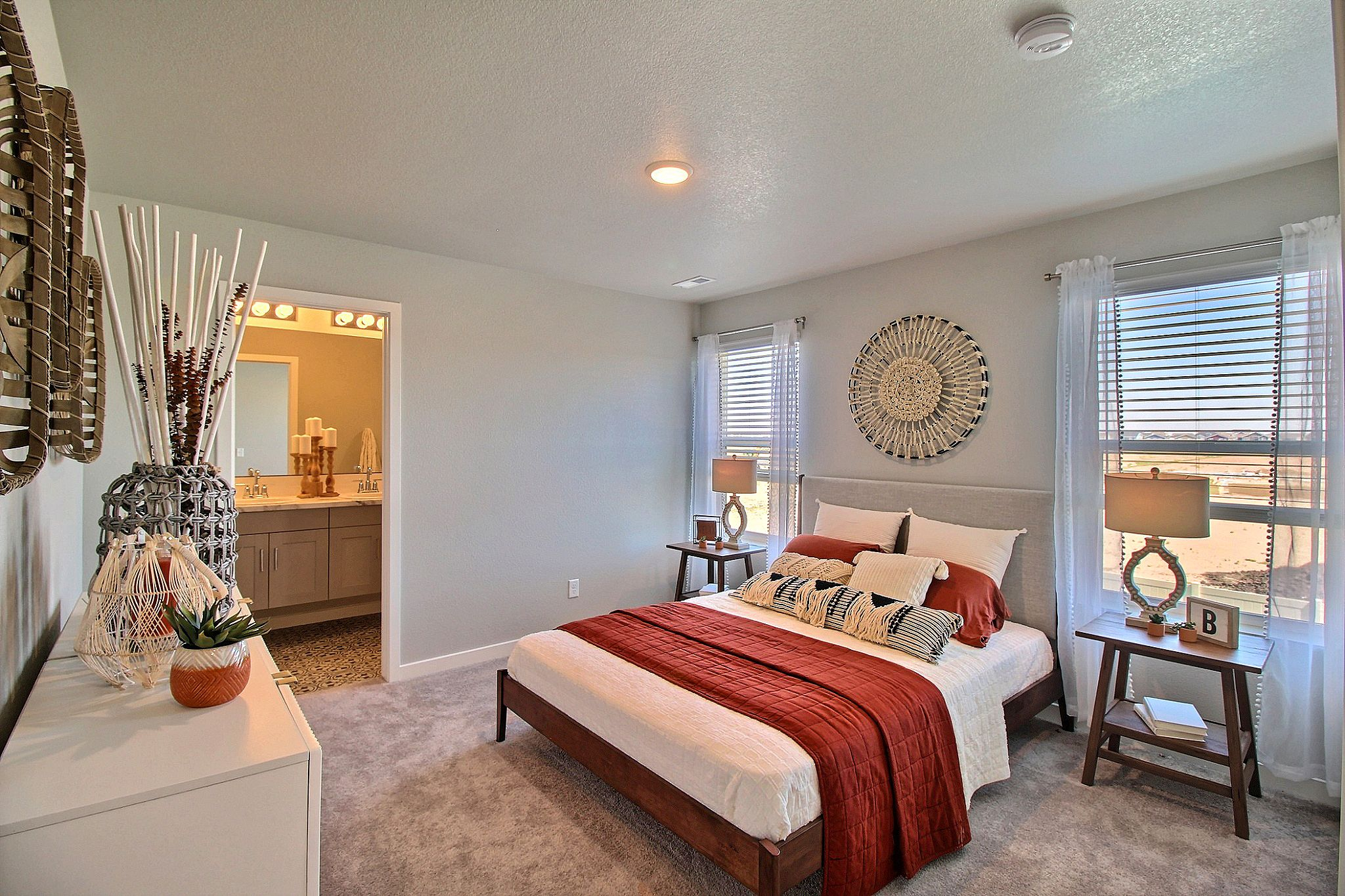 Bedroom featured in the Weston By Baessler Homes in Greeley, CO