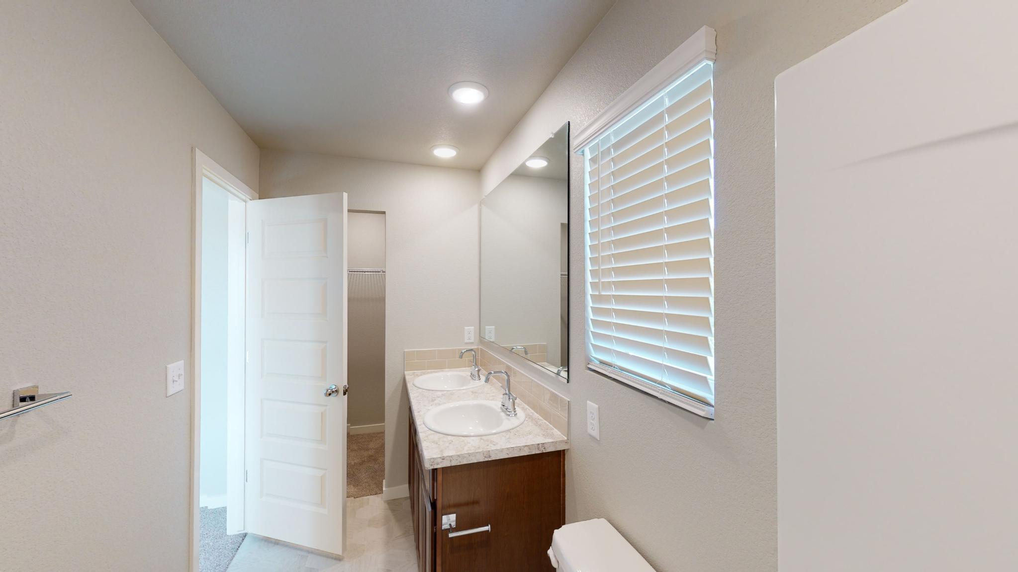 Bathroom featured in the Lindon By Baessler Homes in Greeley, CO