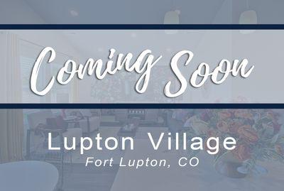 Lupton Village