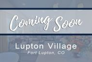 Lupton Village Townhomes by Baessler Homes in Greeley Colorado