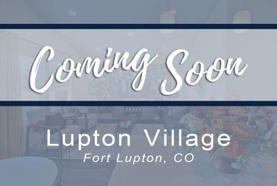 Lupton Village Townhomes