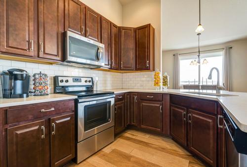 Kitchen-in-The Livorno-at-Kiowa Park-in-Wiggins