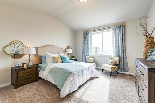 Bedroom-in-The Livorno-at-Conestoga-in-Ault