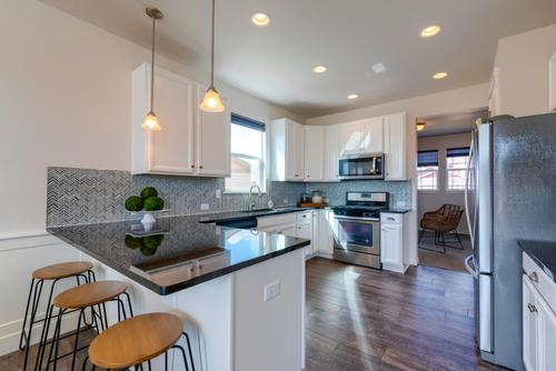 Kitchen-in-The Siena-at-Conestoga-in-Ault