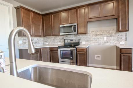 Kitchen-in-The Pienza-at-Pelican Lake Ranch-in-Platteville