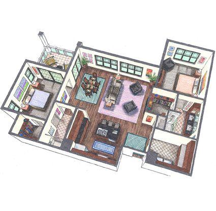 The Madison -Oasis:Interior