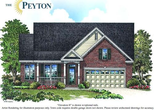The Peyton - Classic-Design-at-Baileys Glen Active Adult-in-Cornelius