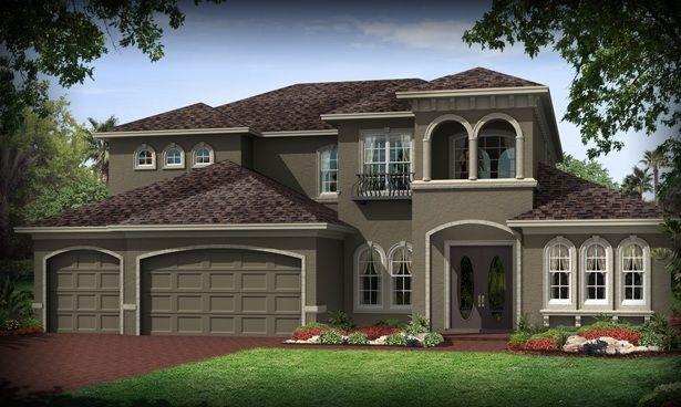 1 Bakerfield Luxury Homes Communities In Tampa St. Petersburg, FL |  NewHomeSource