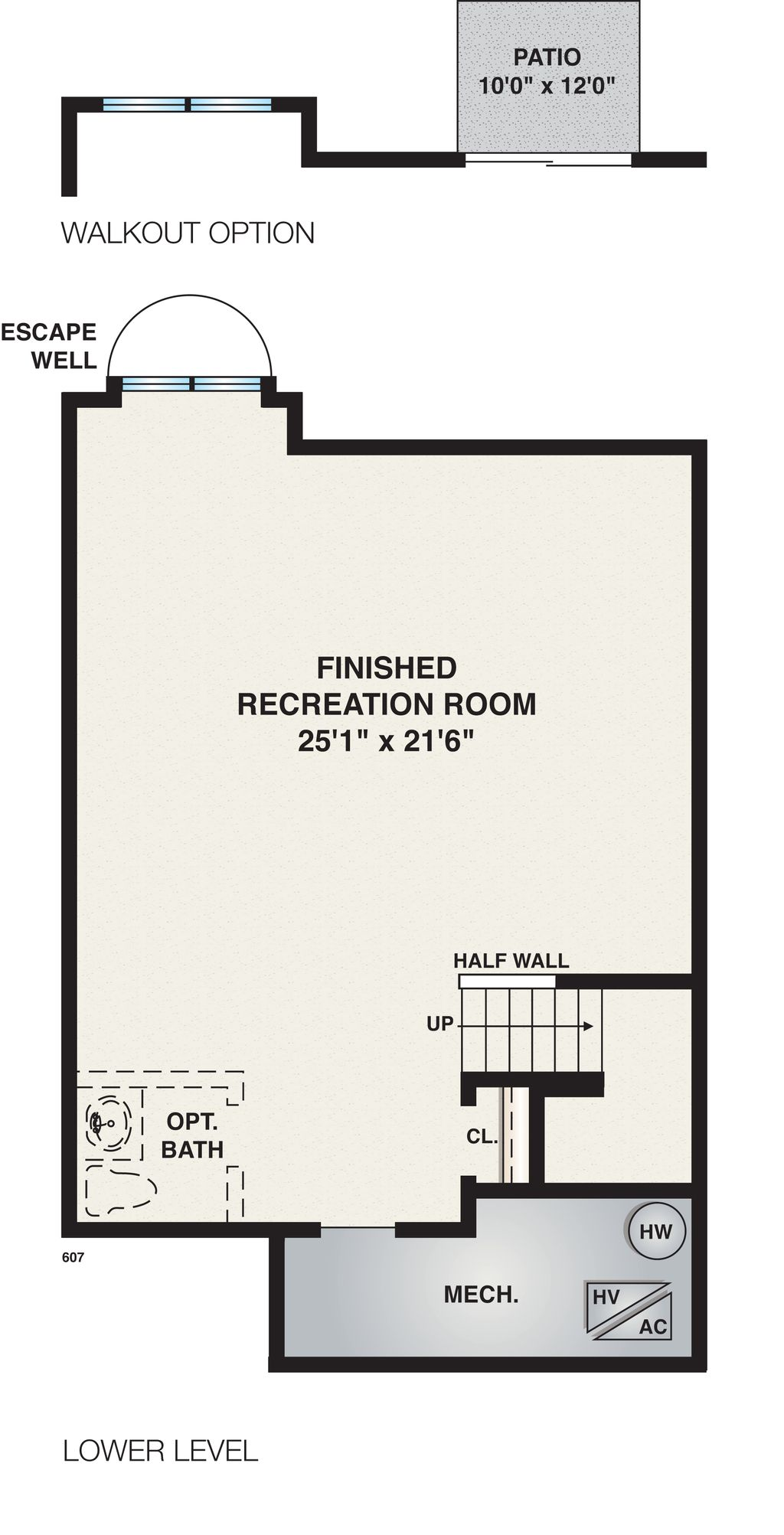 The hudson home plan by baker residential in maple fields for Hudson home designs