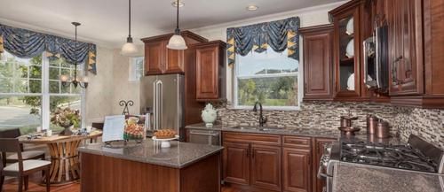 Kitchen-in-The Sherwood-at-High Pointe at Panther Valley-in-Hackettstown