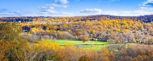 High Pointe at Panther Valley by Baker Residential in Warren County New Jersey