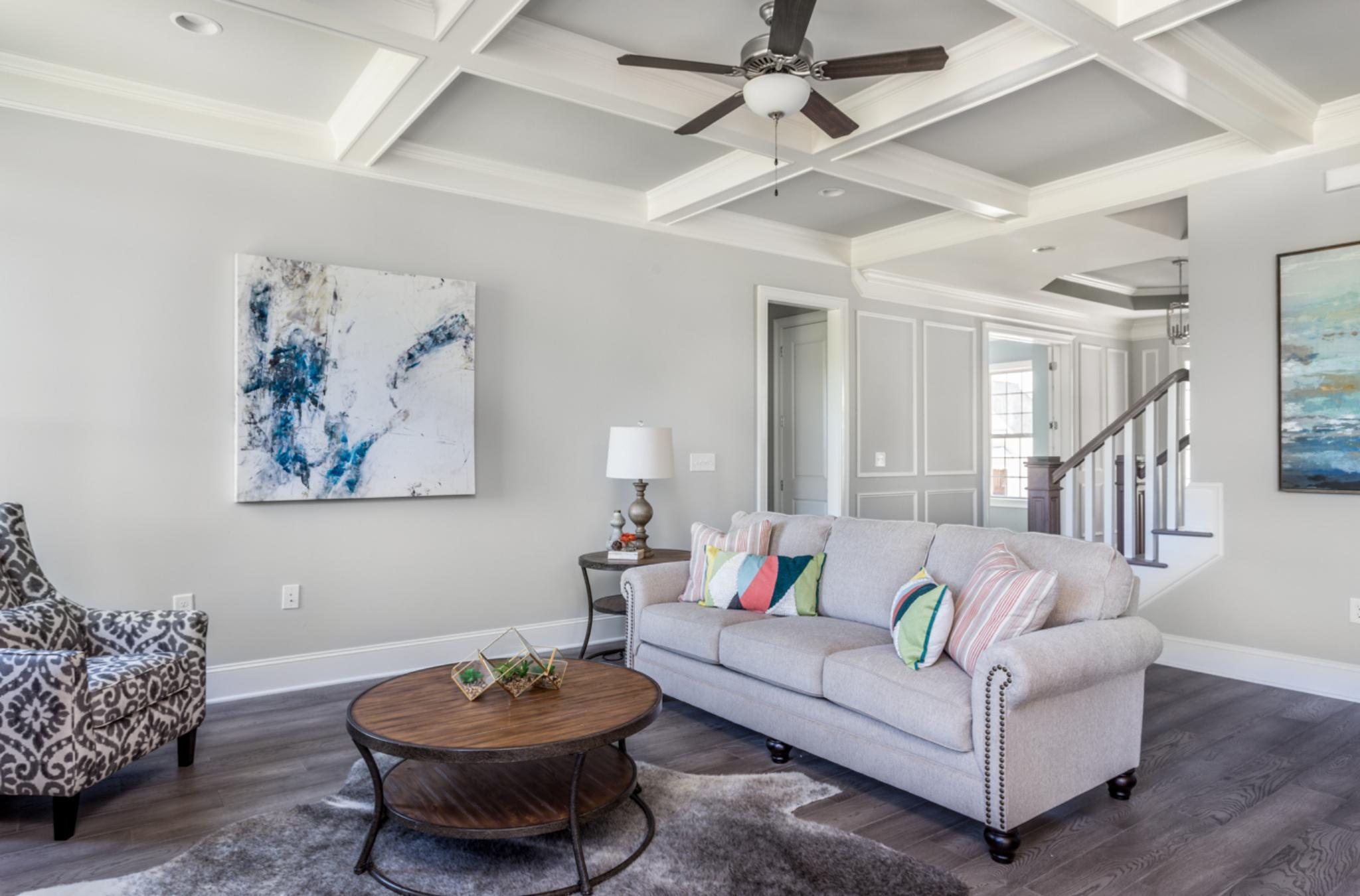 Living Area featured in The Woodlawn II By Baker Residential in Raleigh-Durham-Chapel Hill, NC