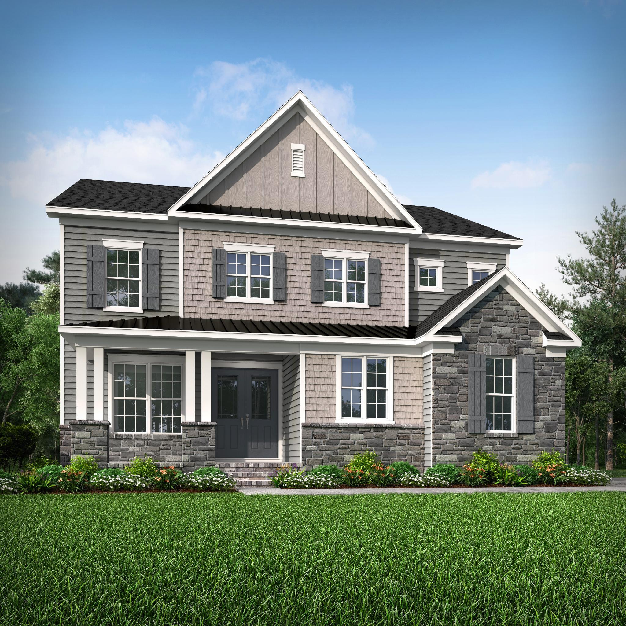 Exterior featured in The Dartmouth By Baker Residential in Raleigh-Durham-Chapel Hill, NC